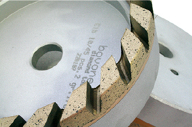 bdt cup diamond metal bond wheels