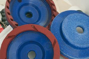 bdt cup resin bond wheels