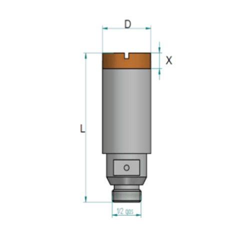 KDrills FFG drill bits for CNC