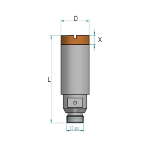 KDrills - FFGW2 drills for CNC machines