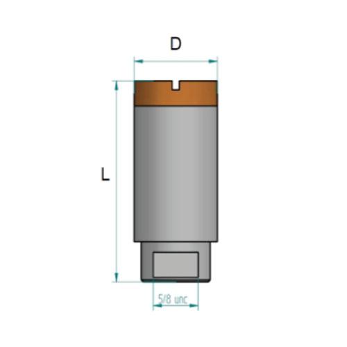 FGW2 - KDrills - Drill bits for hand machines