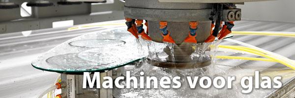 machines voor glas