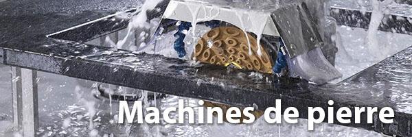 machines de pierre