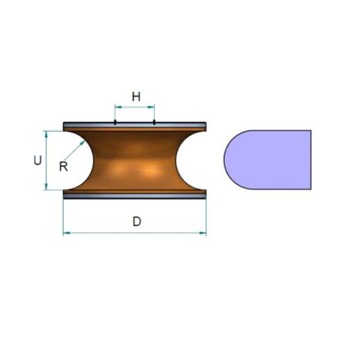 KDrills - shape V