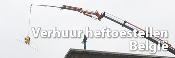 verhuur heftoestellen België