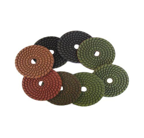 KDrills - Dry pads