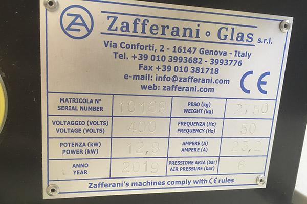 Zafferani Flat 930 Cerium